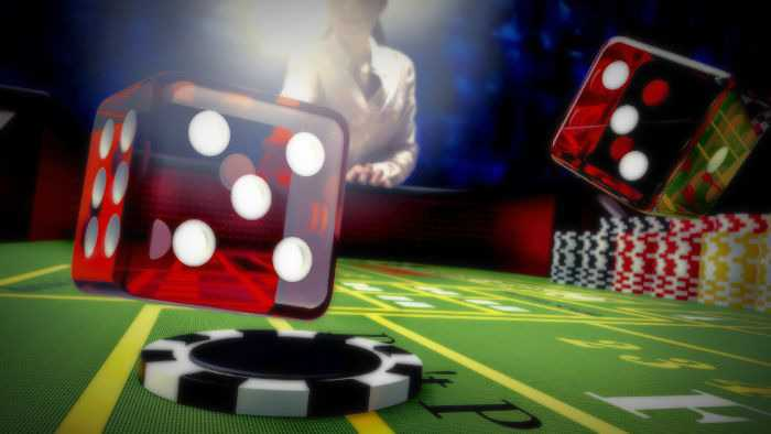 online free craps casino-game
